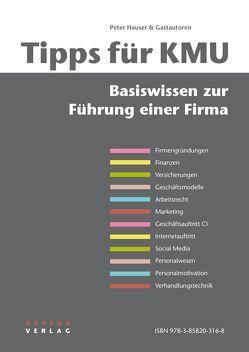 Tipps für KMU von Hauser,  Peter