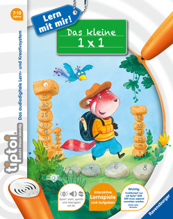 tiptoi® Das kleine 1 x 1 von Hagemann,  Antje, Recke,  Karla