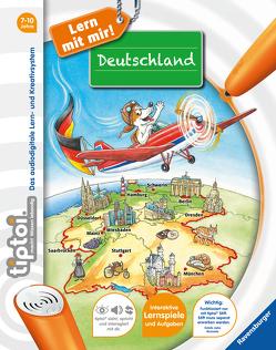 tiptoi® Deutschland von Kreimeyer-Visse,  Marion, Weber,  Karin