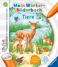 tiptoi® Mein Wörter-Bilderbuch Tiere von Odersky,  Eva, Voigt,  Silke