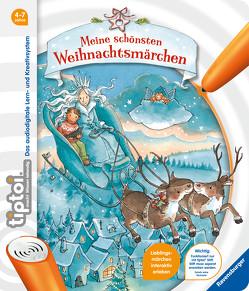 tiptoi® Meine schönsten Weihnachtsmärchen von Kiel,  Anja, Sturm,  Carola