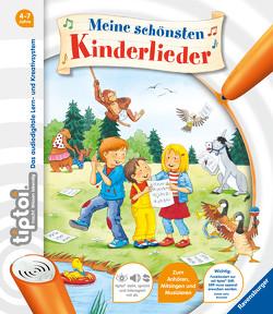 tiptoi® Meine schönsten Kinderlieder von Neudert,  Cee, Schuld,  Kerstin M.