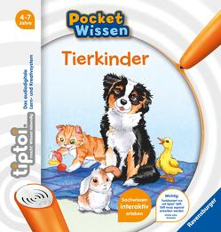 tiptoi® Tierkinder von Prinz,  Johanna, Rau,  Katja