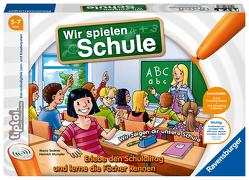 tiptoi® Wir spielen Schule von Glumpler,  Heinrich, Teubner,  Marco
