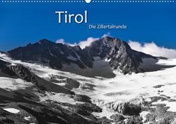 TIROL – Die Zillertalrunde (Wandkalender 2021 DIN A2 quer) von Dr. Günter Zöhrer,  ©