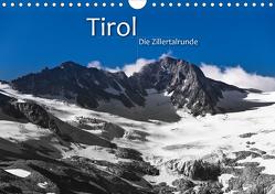 TIROL – Die Zillertalrunde (Wandkalender 2021 DIN A4 quer) von Dr. Günter Zöhrer,  ©