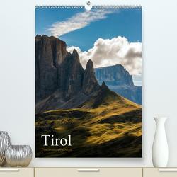 Tirol – Faszination Gebirge (Premium, hochwertiger DIN A2 Wandkalender 2020, Kunstdruck in Hochglanz) von Grossbauer,  Sabine