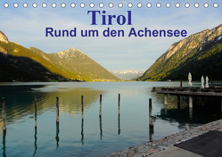 Tirol – Rund um den Achensee (Tischkalender 2020 DIN A5 quer) von Michel,  Susan