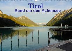 Tirol – Rund um den Achensee (Wandkalender 2020 DIN A3 quer) von Michel,  Susan