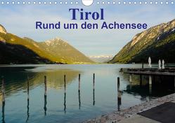 Tirol – Rund um den Achensee (Wandkalender 2020 DIN A4 quer) von Michel,  Susan