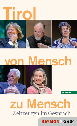 Tirol von Mensch zu Mensch von Casinos Austria AG, Österreichischer Rundfunk,  ORF, Tiroler Tageszeitung