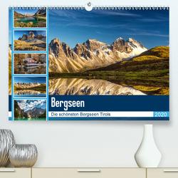 Tiroler Bergseen (Premium, hochwertiger DIN A2 Wandkalender 2020, Kunstdruck in Hochglanz) von Jovanovic - www.djphotography.at,  Danijel