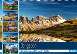 Tiroler Bergseen (Wandkalender 2020 DIN A2 quer) von Jovanovic - www.djphotography.at,  Danijel