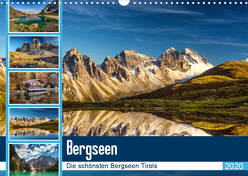 Tiroler Bergseen (Wandkalender 2020 DIN A3 quer) von Jovanovic - www.djphotography.at,  Danijel