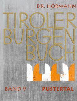 Tiroler Burgenbuch von Hörmann-Weingartner,  Magdalena, Trapp,  Oswald
