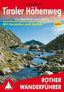 Tiroler Höhenweg von Starke,  Christian