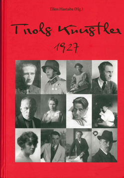 Tirols Künstler 1927 von Hastaba,  Ellen