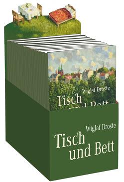 Tisch und Bett 11/10 Box von Droste,  Wiglaf