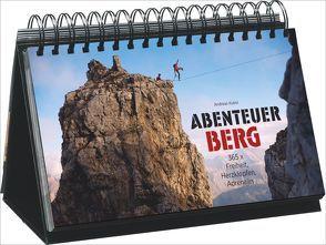 Tischaufsteller – Abenteuer Berg von Bruckmann Verlag GmbH,  Andreas