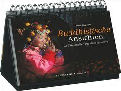 Tischaufsteller – Buddhistische Ansichten von Glogowski,  Dieter