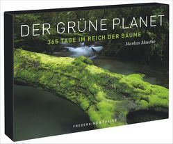 Tischaufsteller – Der grüne Planet von Mauthe,  Markus, Rasper,  Martin