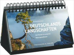 Tischaufsteller – Deutschlands Landschaften von Steinhilber,  Berthold