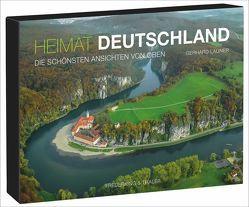 Tischaufsteller – Heimat Deutschland von Günther,  Birgit, Launer,  Gerhard