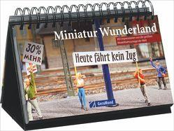 Tischaufsteller – Miniatur Wunderland von Zarges,  Frank