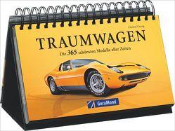 Tischaufsteller –Traumwagen von Vieweg,  Christof