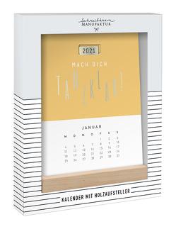 Tischkalender 2021 Mach dich tanzklar!