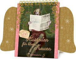 Tischkalender – 24 Auszeiten für kluge Frauen von Leesker,  Christiane