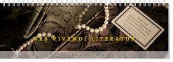 Tischkalender ars vivendi Literatur 2019