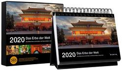 Tischkalender Das Erbe der Welt 2020