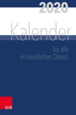 Tischkalender für alle im kirchlichen Dienst von Behrends,  Heinz