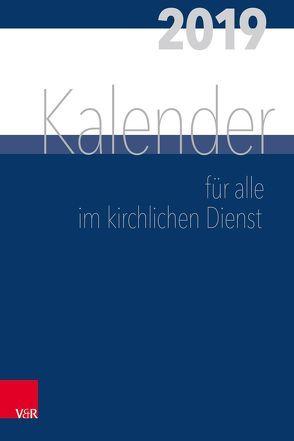 Tischkalender für alle im kirchlichen Dienst von Ruprecht,  Arndt