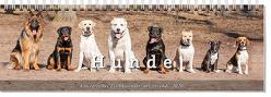 Tischkalender Hunde 2020 von -