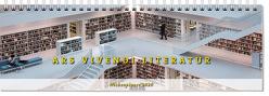 Tischkalender Literatur 2020 von -