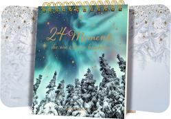 Tischkalender mit Flügeltüren – 24 Momente, die wie Sterne leuchten