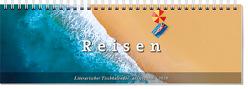 Tischkalender Reisen 2020 von -
