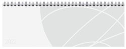 Tischquerkalender Professional Colourlux weiß 2022 von Korsch Verlag