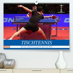Tischtennis – Der am schnellsten gespielte Sport der Welt (Premium, hochwertiger DIN A2 Wandkalender 2020, Kunstdruck in Hochglanz) von Robert,  Boris