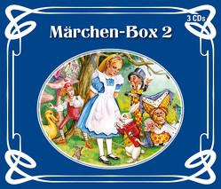 Titania Special: Märchenbox 2 von Carroll,  Lewis, Hemmo,  Roland, Hoffmann,  E T A, Langer,  Norbert, Pietermann,  Gabrielle, Pukaß,  Joachim, Uhlen,  Susanne, von Bassewitz,  Gerdt