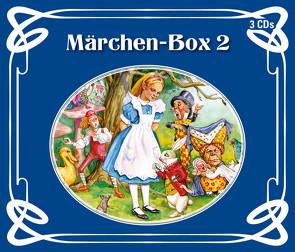 Titania Special: Märchenbox 2 von Carroll,  Lewis, Diverse, Hoffmann,  E T A, von Bassewitz,  Gerdt