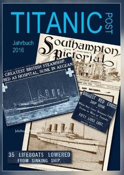 Titanic Post von (TVS),  Titanic-Verein Schweiz, Pfeifer,  Henning