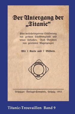 """Titanic-Trouvaillen / Der Untergang der """"Titanic"""" von Bäbler,  Günter, Verfasserangabe,  Ohne"""
