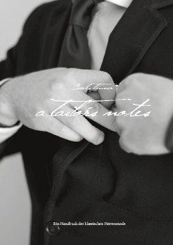 Titel: A Tailor's Notes von Tonner,  Charles