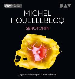 Serotonin von Berkel,  Christian, Houellebecq,  Michel