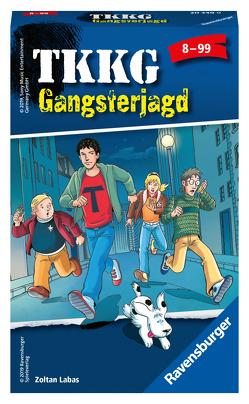 TKKG – Gangsterjagd von Labas,  Zoltan
