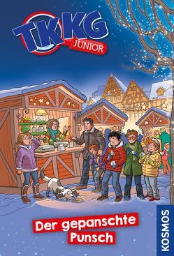 TKKG Junior, 11, Der gepanschte Punsch von Julian,  COMICON S.L./ Beroy + San, Vogel,  Kirsten