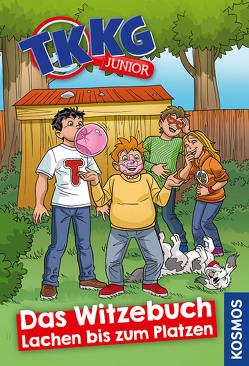 TKKG Junior, Das Witzebuch von COMICON S.L./ Beroy + San Julian, N.,  N.